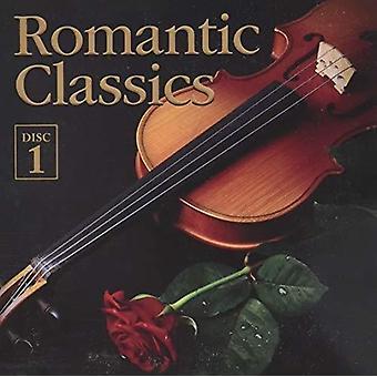 Various Artist - Romantic Classics [CD] USA import