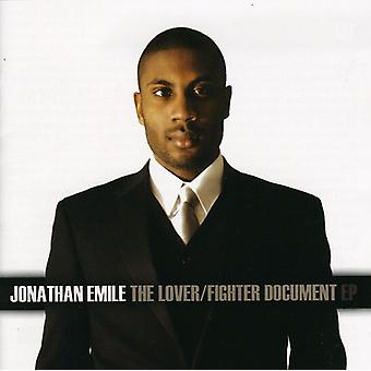 Jonathan Emile - Lover/Fighter Document EP [CD] USA import