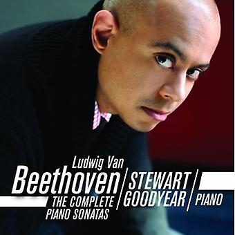 Stewart Goodyear - Beethoven: The Complete Piano Sonatas [CD] USA import