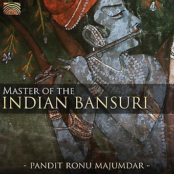 Pandit Ronu Majumdar - maître de l'importation USA Indiens Bansuri [CD]