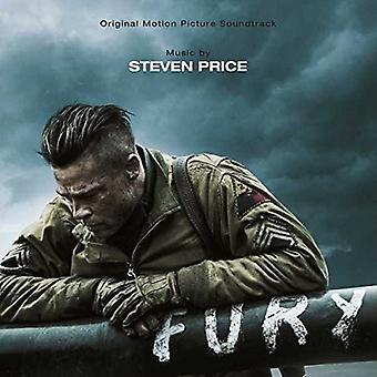 Fury - importer des USA de la fureur [CD]