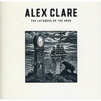 Alex Clare - retard de l'importation des USA de l'heure [CD]
