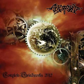 Aberrant - Aberrant: Complete Grindworks 2012 [CD] USA import