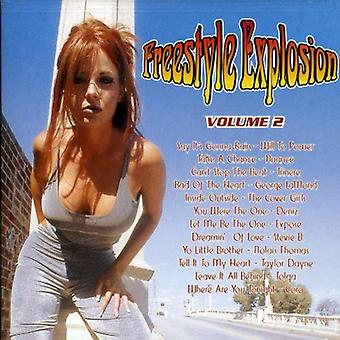 Freestyle Explosion - Vol. 2-Freestyle Explosion [CD] USA import