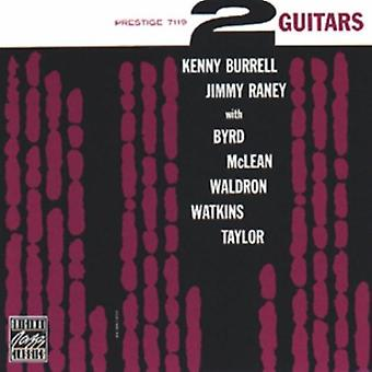 Burrell/Raney - 2 Guitars [CD] USA import