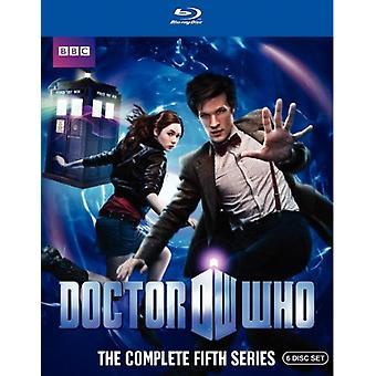Doctor Who - Doctor Who: Season 5 [BLU-RAY] USA import