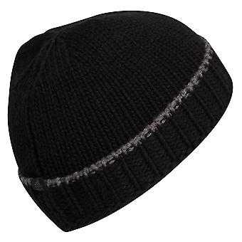 adidas Golf Mens 2020 Frostguard Wool Flat Knit Fold Up Beanie Hat