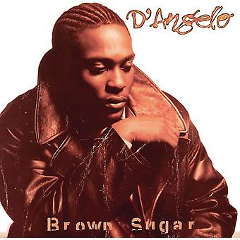 D'Angelo - Brown Sugar (Ex/2LP) [Vinyl] USA import