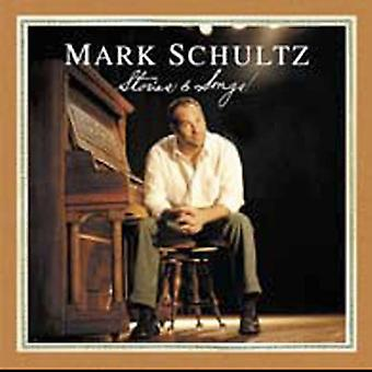 Stories & Songs [CD] USA import