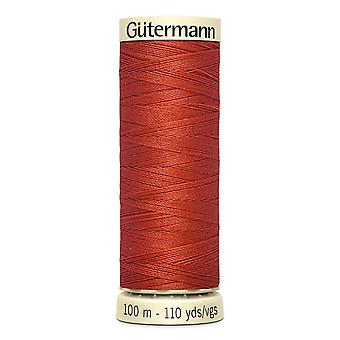 Gutermann Sew-all 100% Polyester Thread 100m Hand and Machine Colour Code  - 589