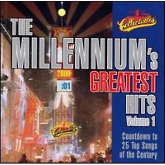 Millennium Gold - Vol. 1-Millennium Gold [CD] USA import