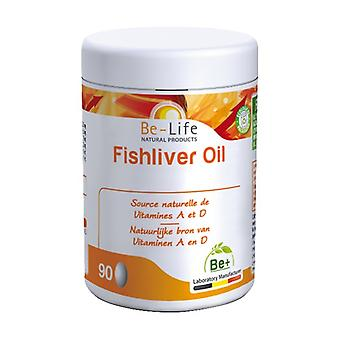Fishliver oil 90 capsules