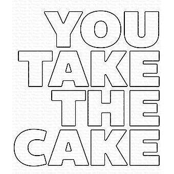 أشيائي المفضلة التي تأخذها كعكة Die-namics