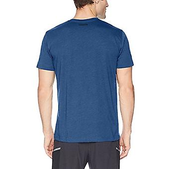 Peak Velocity Men's Performance Cotton Short Sleeve Quick-dry Loose-Fit T-shi...