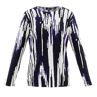 MARBLE Marble Purple Sweater 5794