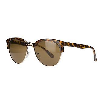 """النظارات الشمسية Unisex Cat.3 سلحفاة بنية / براون (""""aml19016b & quot;)"""