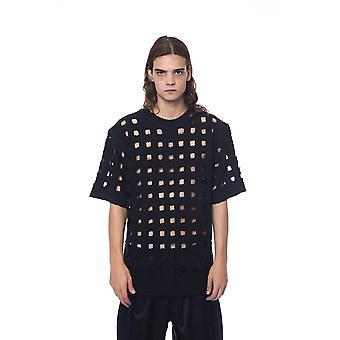 Nicolo Tonetto Nero Black T-Shirt NI679413-L