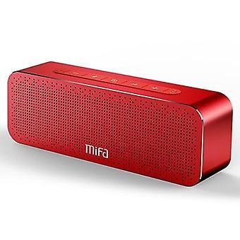 Tragbare Bluetooth-Lautsprecher - Wireless Stereo Sound Boombox mit Mikrofon-Unterstützung
