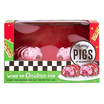 Racing Pigs en Mantas Juego de carreras