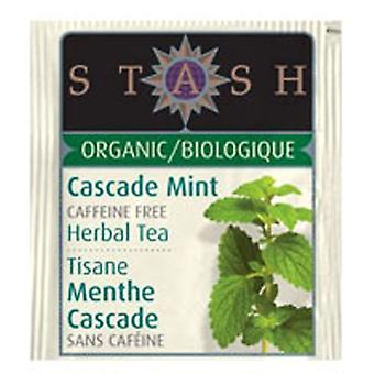 Stash Tea Organic Cascade Mint Tea, 18 Bags
