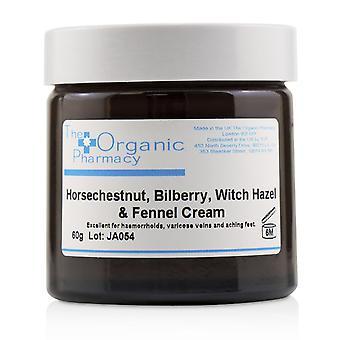 Crema compleja de arándanos para hemorroides, venas varicosas y pies doloridos 221247 60g/2.11oz