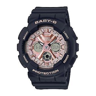 Casio G-Shock Watch BA-130-1A4ER - Nasta Gents kvartsi analoginen - Digitaalinen