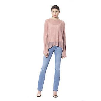 Pink Sweater Silvian Heach Woman