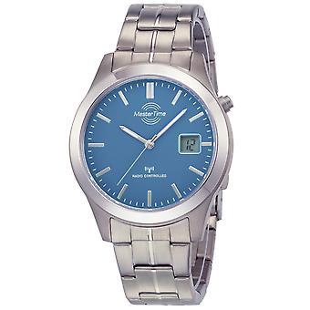 Mens Watch Master Time MTGT-10351-31M, Quartz, 42mm, 5ATM