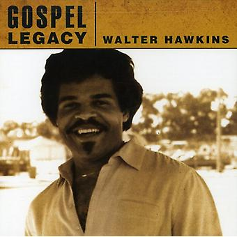 Walter Hawkins - Gospel Legacy [CD] USA import