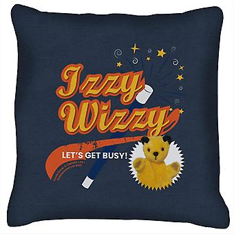 Sooty Izzy Wizzy Lets Get Busy Magic Star Trick Cushion