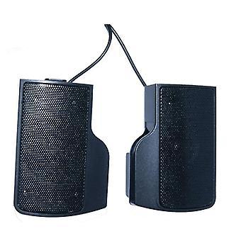 Mini Portable Usb Multimedia Computer Laptop Audio Sounder Speaker (black)