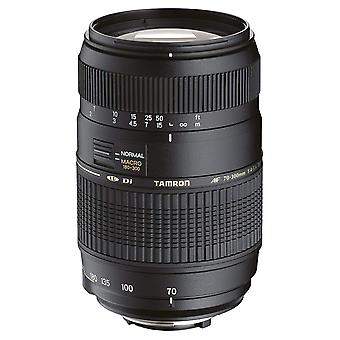 Tamron af 70-300mm f/4-5.6 di ld macro 1:2 nikon+motor single