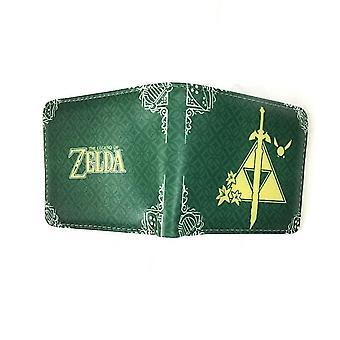 PU leather Coin Purse Cartoon anime wallet - The Legend of Zelda #221