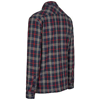 Trespass Męska rzepaku Check Shirt