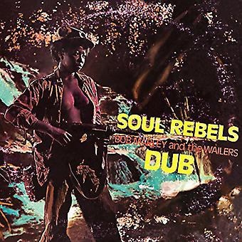 Bob Marley & the Wailers - Soul Rebels Dub [Vinyl] USA import