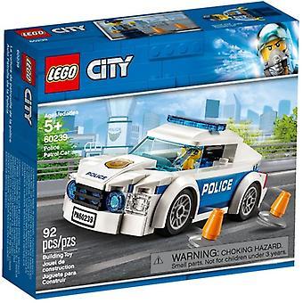 LEGO 60239 police patrol car