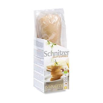 Classic gluten-free baguette bread 2 units