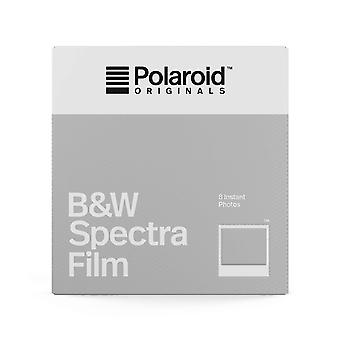 Polaroid πρωτότυπα - 4679 - ασπρόμαυρη μεμβράνη για ταινία εικόνας/φάσματος b&w