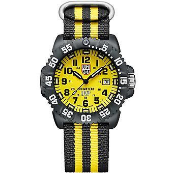 Mens Watch Luminox XS.3955.1SET, Quartz, 44mm, 20ATM