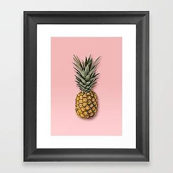 Ananas - Vektorikehys