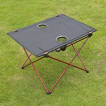 Camping Picnic Foldable Table Outdoor Fishing Hiking Supplies