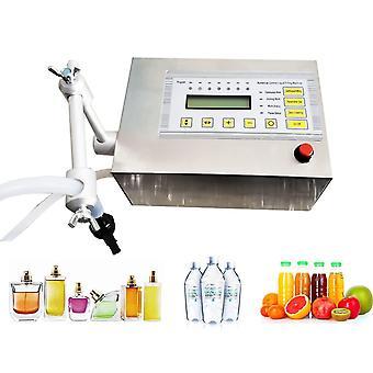Liquid Water Juice Milk Digital Filler Perfume Filling Machine Electric Digital