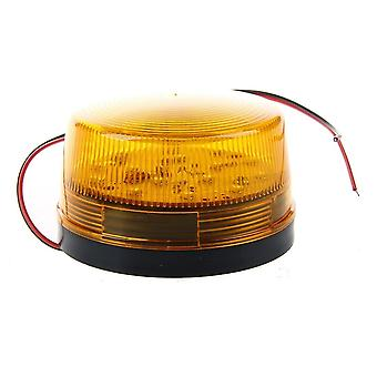 12v Security Alarm, Strobe Signal Safety Warning, Flashing Led Light