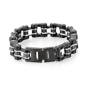 Stainless Steel Men Punk Rock Bracelet