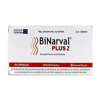 Binarval Plus Z 60 capsules