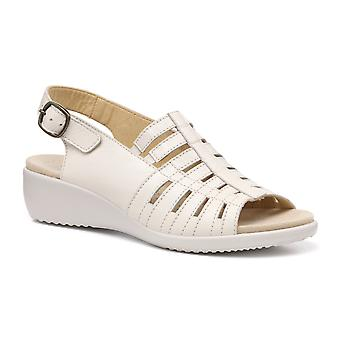Hotter Women's Rosella Buckle Fixation Wedge Sandals