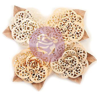 Prima Markkinointi Melko vaaleat kukat Orgaaninen eleganssi