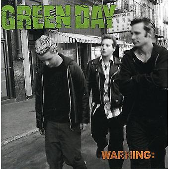 Green Day - Warning [CD] USA import