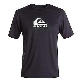 Quiksilver Solid Streak T-Shirt - Black