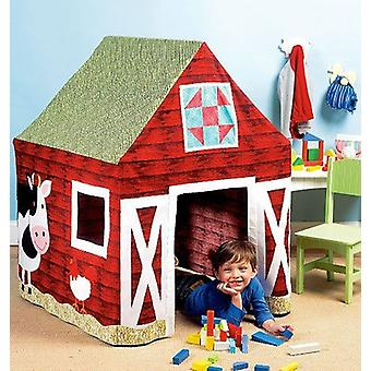 Kwik Sew Sewing Pattern 0125 Ellie Mae Barn Playhouse One Size